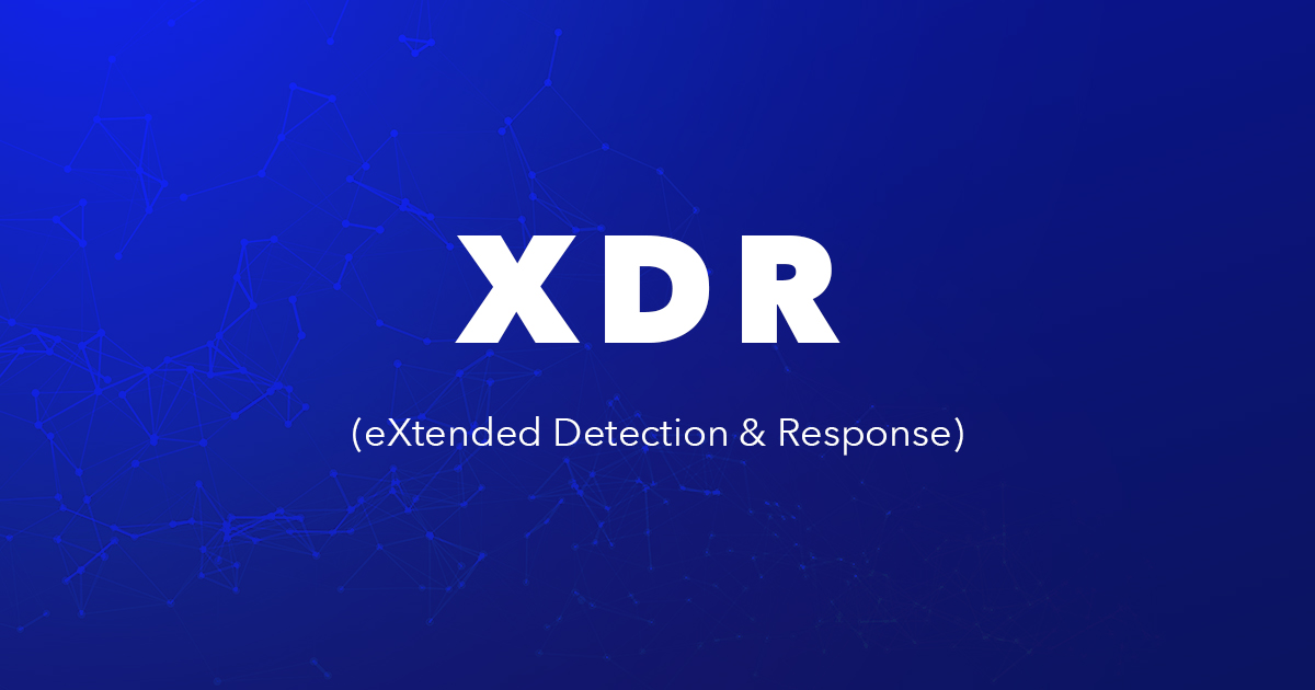 XDR (eXtension Detection & Response)