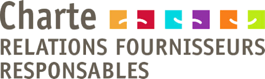 Logo Charte Relations Fournisseurs Responsables